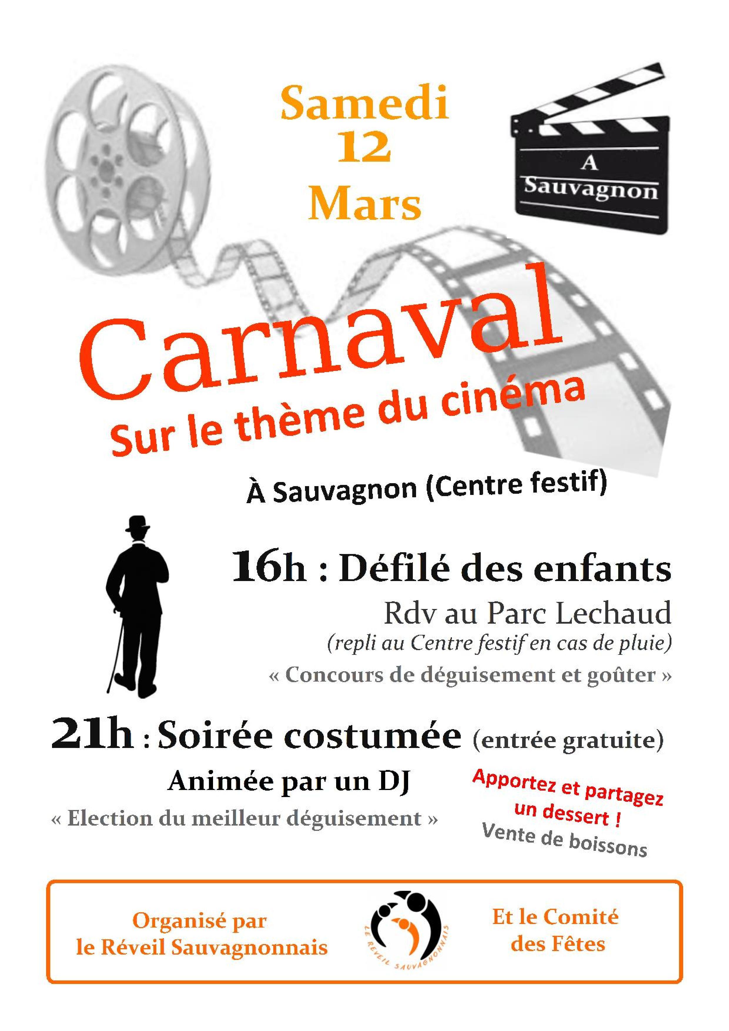 Flyer Carnaval A4